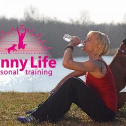 Visitenkarte Sunny Life personal Training