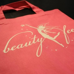 Baumwolltasche Beauty Fee